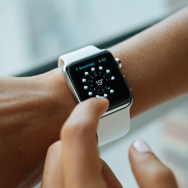 While you can't find smart watches usually at discount stores, that's okay!